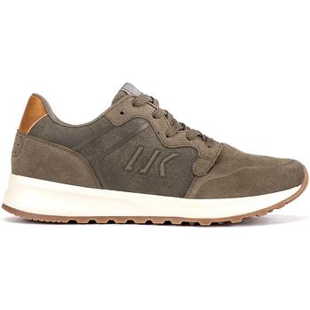 Sko Herre Lave sneakers Lumberjack SM44105 004 M65 Grøn