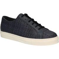 Sko Herre Lave sneakers Soldini 20124 2 V06 Blå