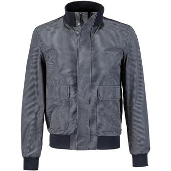 textil Herre Jakker Geox M7220T TQ199 Blå