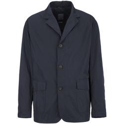 textil Herre Frakker Geox M7221A T2317 Blå