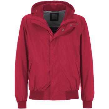 textil Herre Jakker Geox M7221D T2381 Rød