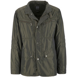 textil Herre Parkaer Geox M7221W T0706 Grøn