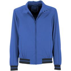 textil Herre Jakker Geox M7223E T2334 Blå