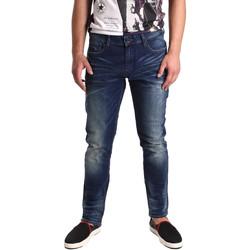 textil Herre Smalle jeans Superdry M70003KOF5 Blå