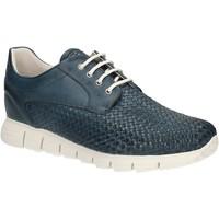 Sko Herre Lave sneakers Exton 338 Blå