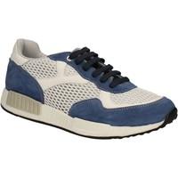 Sko Herre Lave sneakers Keys 3065 Blå