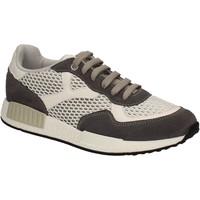 Sko Herre Lave sneakers Keys 3065 hvid