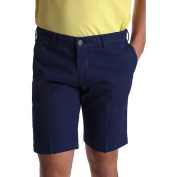 textil Herre Shorts Sei3sei PZV132 7182 Blå