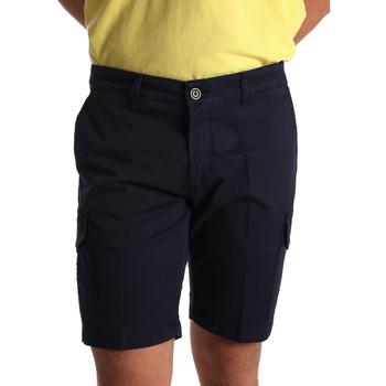 textil Herre Shorts Sei3sei PZV130 7148 Blå