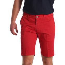 textil Herre Shorts Sei3sei PZV132 71336 Rød