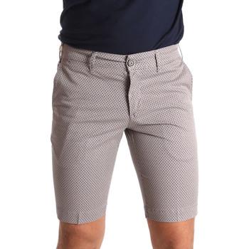 textil Herre Shorts Sei3sei PZV132 71336 Brun