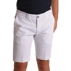 textil Herre Shorts Sei3sei PZV132 71336 hvid