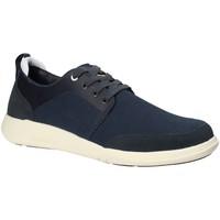 Sko Herre Lave sneakers Lumberjack SM29705 003 M13 Blå