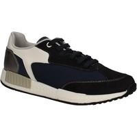 Sko Herre Lave sneakers Keys 3061 Blå