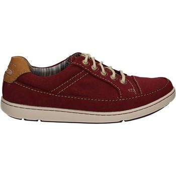 Sko Herre Lave sneakers Rockport BX1667 Rød