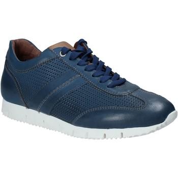 Sko Herre Lave sneakers Maritan G 140557 Blå