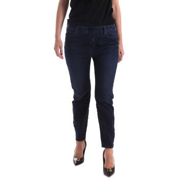 textil Dame Smalle jeans Gas 365759 Blå