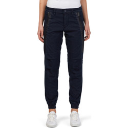textil Dame Smalle jeans Gas 360684 Blå