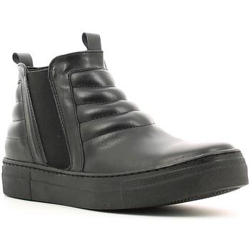 Sko Dame Høje sneakers Café Noir XV101 Sort