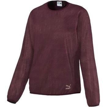 textil Dame Sweatshirts Puma 571660 Rød
