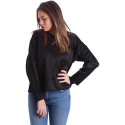 textil Dame Sweatshirts Ea7 Emporio Armani 6XTM68 TN11Z Sort