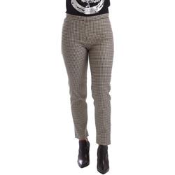 textil Dame Chinos / Gulerodsbukser Gaudi 64FD20235 Sort