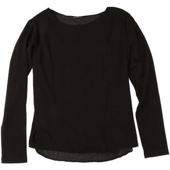 textil Dame Pullovere Fornarina BIF4547C96600 Sort