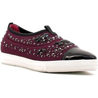 Sko Dame Slip-on Alberto Guardiani GD33191B Violet