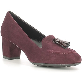 Sko Dame Mokkasiner Grace Shoes 206 Rød