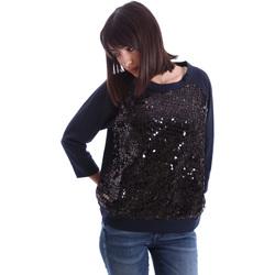 textil Dame Pullovere Gazel AB.MA.M3.0022 Blå