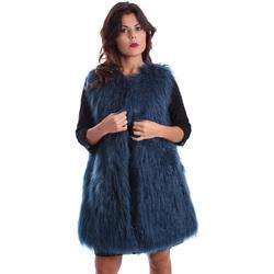 textil Dame Frakker Gazel AB.CS.GL.0001 Blå