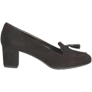 Sko Dame Mokkasiner Grace Shoes 206 Sort