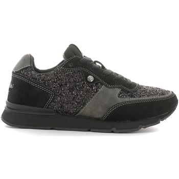 Sko Dame Lave sneakers Wrangler WL162651 Sort