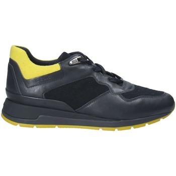 Sko Dame Lave sneakers Geox D44N1A 085NY Blå