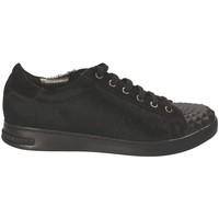 Sko Dame Lave sneakers Geox D621BC 0QS22 Sort