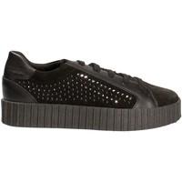 Sko Dame Lave sneakers Geox D6434B 02285 Sort