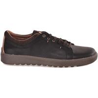 Sko Herre Lave sneakers Wrangler WM182060 Sort
