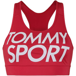 textil Dame Sports-BH Tommy Hilfiger S10S100070 Rød