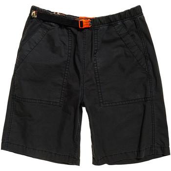 textil Herre Shorts Superdry M71012TT Sort