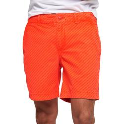 textil Herre Badebukser / Badeshorts Superdry M71012KT Orange