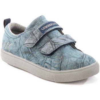 Sko Børn Lave sneakers Lumberjack SB32705 005 M64 Blå