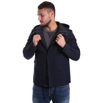 textil Herre Dynejakker Antony Morato MMCO00424 FA600100 Blå