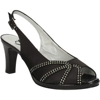 Sko Dame Sandaler Grace Shoes E7793 Sort