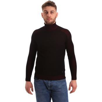 textil Herre Pullovere Gaudi 821BU53034 Sort