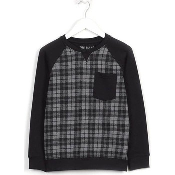 textil Børn Sweatshirts Losan 623 6004AA Sort