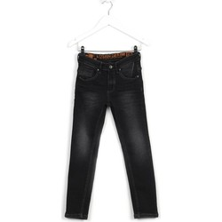 textil Børn Smalle jeans Losan 623 9007AA Sort