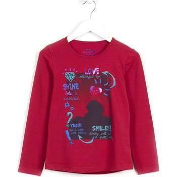 textil Pige Sweatshirts Losan 624 1028AB Violet