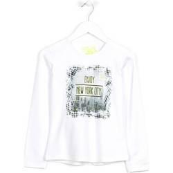 textil Børn Pullovere Losan 624 1204AB hvid