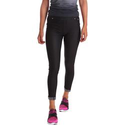 textil Dame Leggings Key Up 5DGS8 0001 Sort