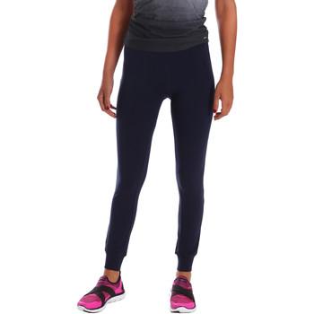 textil Dame Leggings Key Up 5LI21 0001 Blå